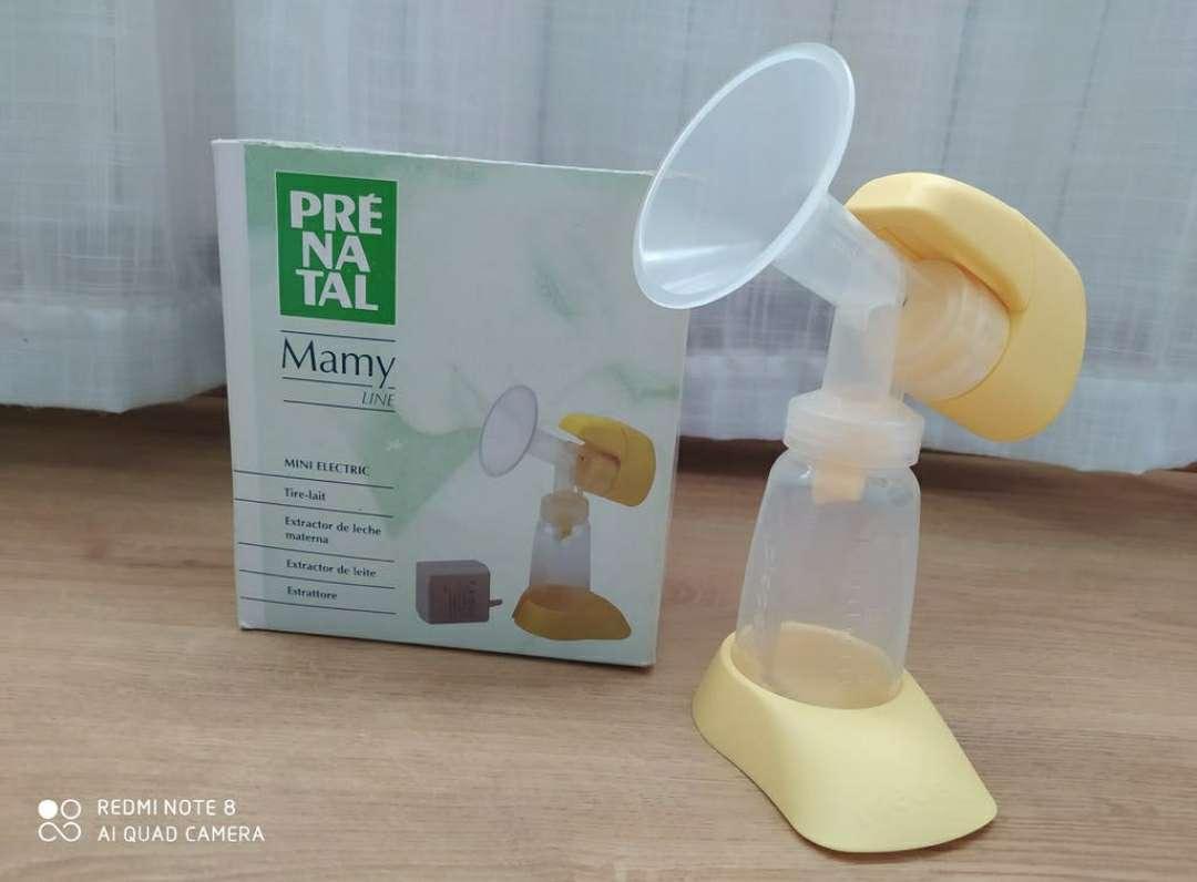 Imagen Extractor electrónico de leche materna