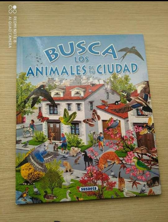 Imagen Busca los animales de tu ciudad