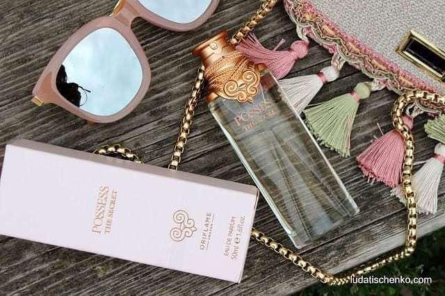 Imagen Perfume Possess the secret mujer aroma elegante