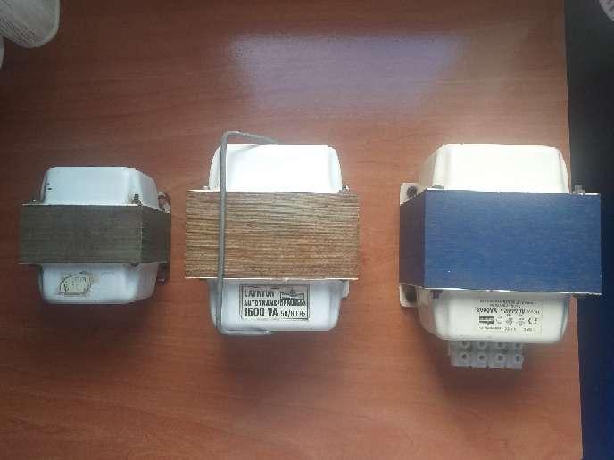 Imagen Transformadores 125V ? 220V