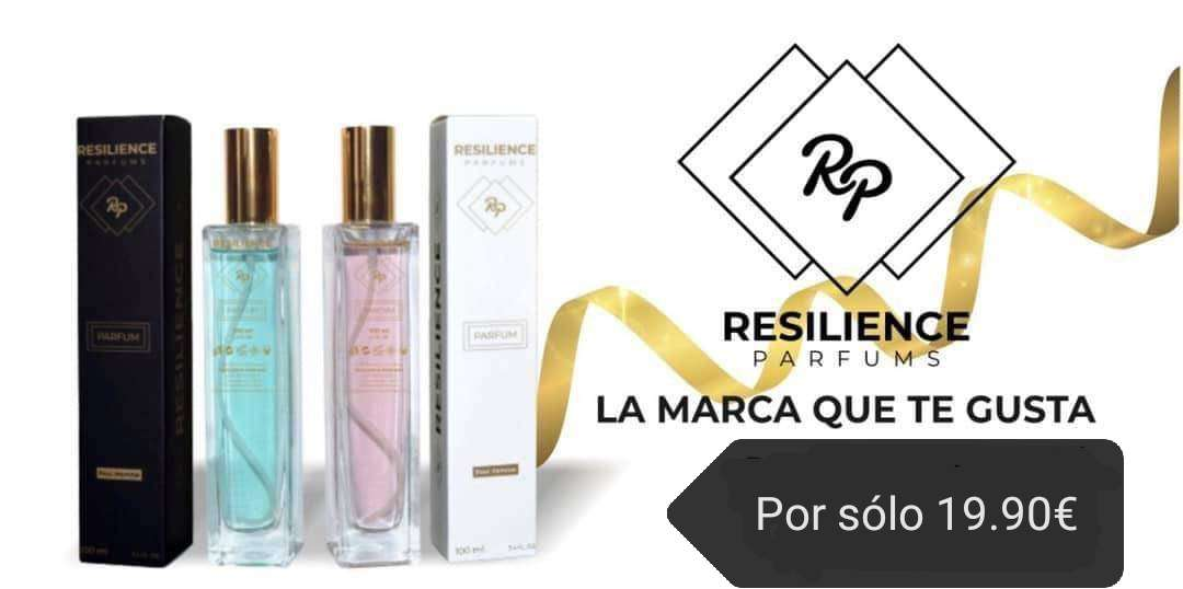 Imagen Perfumes Resilience