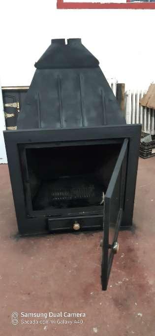 Imagen producto Conpro y vendo cocinas leña carbon chapas  y estufas. y  también colocamos     1