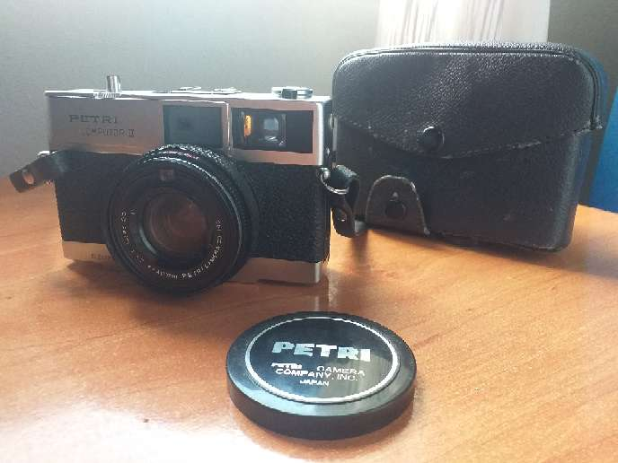 Imagen Cámara PETRI Computor II