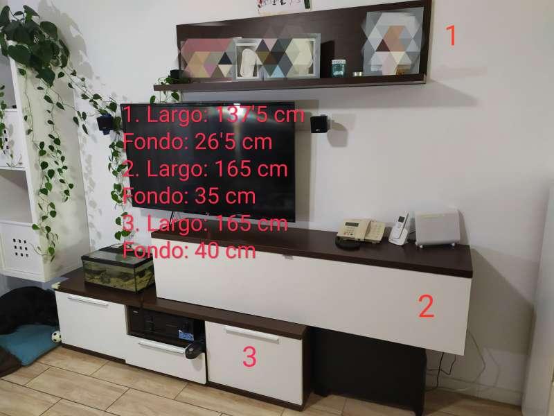 Imagen producto Mueble salón composición  2