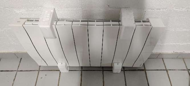 Imagen producto Radiador eléctrico digital 2000 W 2