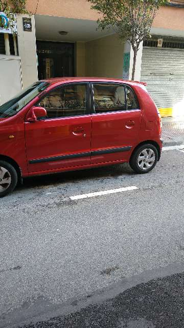 Imagen Hyundai Atos 84.000 klm 2004