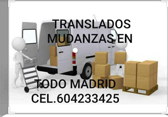 Imagen Mudansas A Toda Madrid