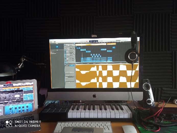 Imagen Producción musical profesional