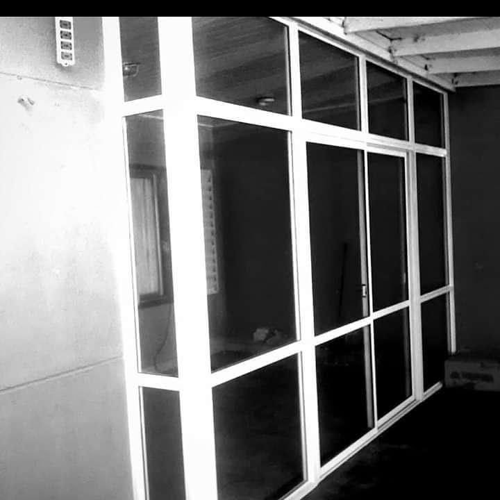 Imagen Cerramientos de aluminio