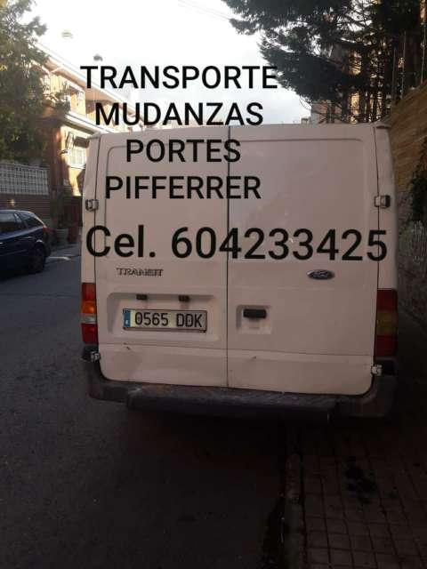 Imagen producto MUDANSAS en todo Madrid 3