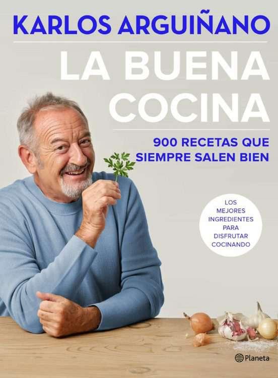 Imagen La Buena Cocina Karlos Arguiñano