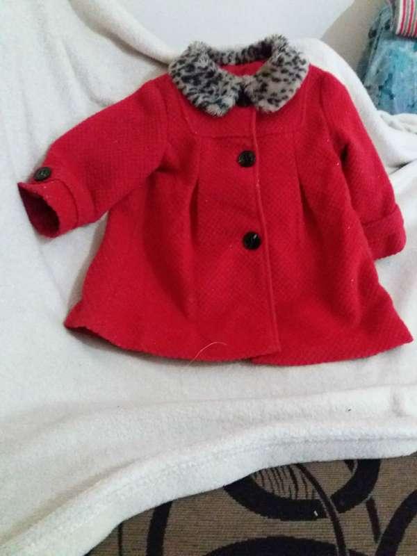 Imagen abrigo para niña