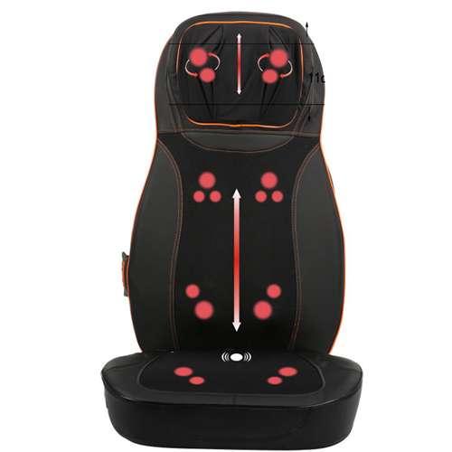 Imagen Masajeador respaldo sillon para masaje con calor