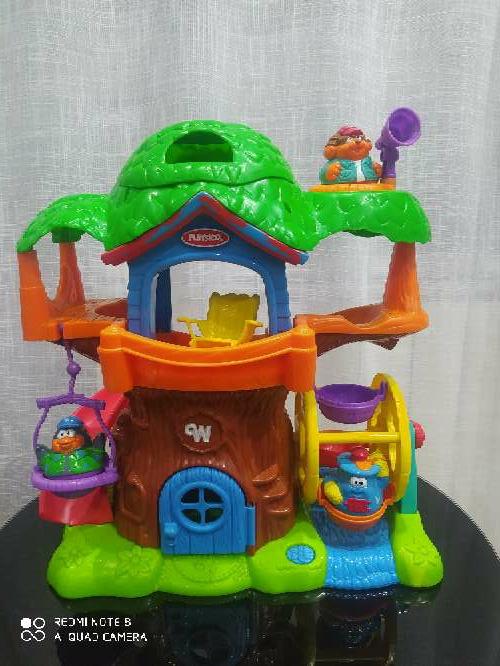 Imagen Playskool Weebles - Casa de árbol