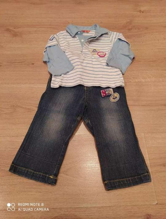 Imagen Pantalón y camiseta Mayoral  9 meses