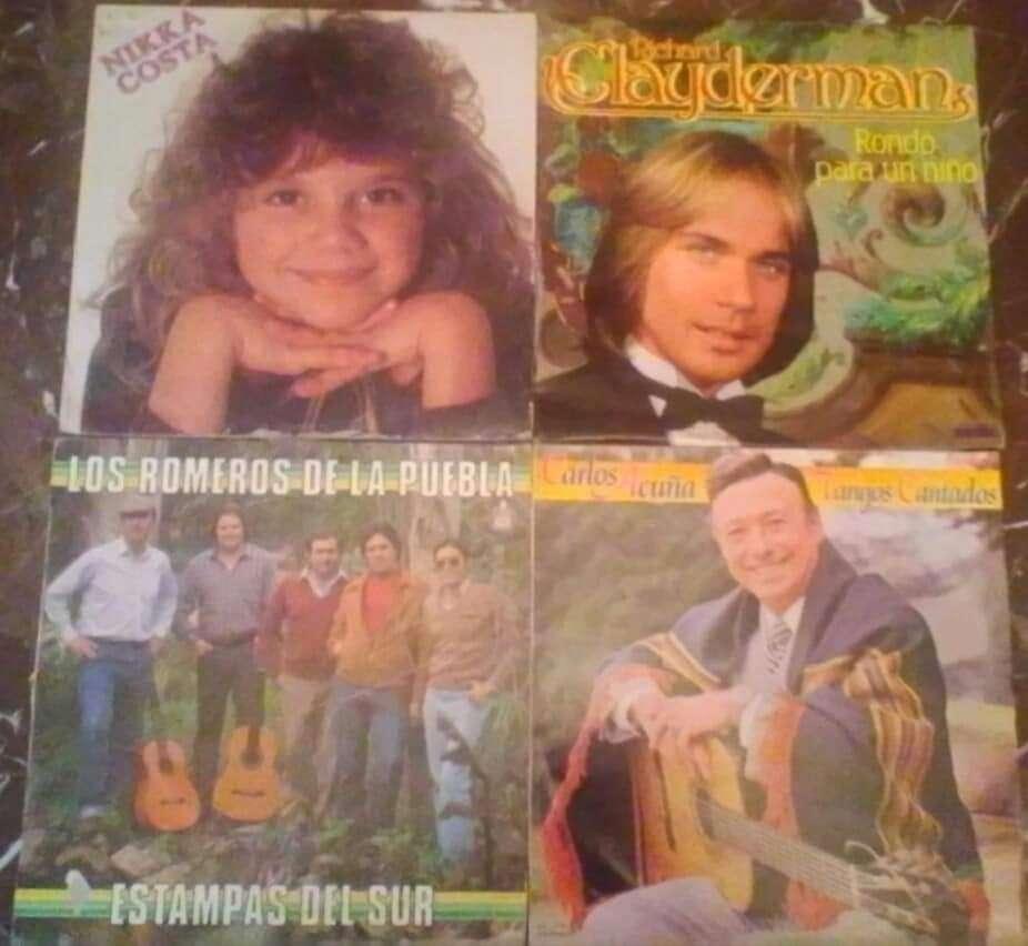 Imagen Discos vinilos LP