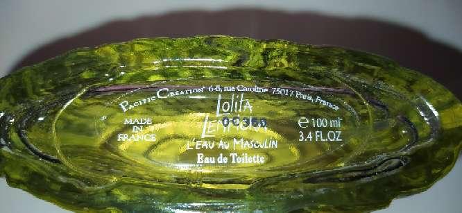 Imagen producto Colonia Masculina Lolita Lempicka 2
