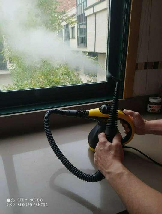 Imagen producto Limpiador de vapor portátil 3