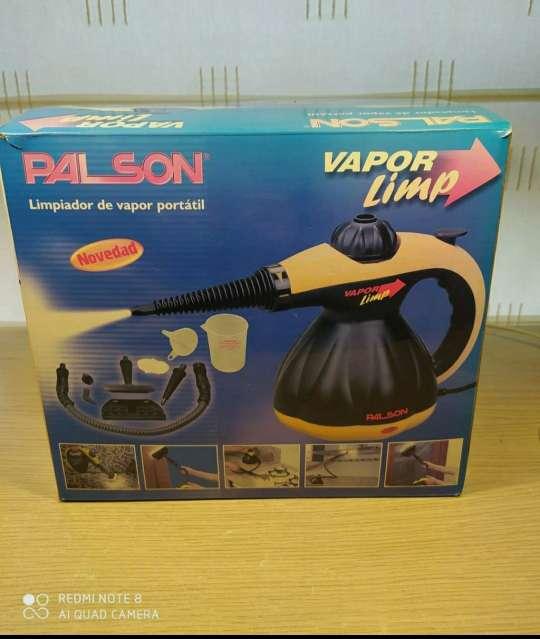 Imagen producto Limpiador de vapor portátil 1