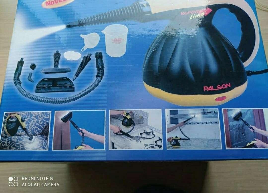Imagen producto Limpiador de vapor portátil 2