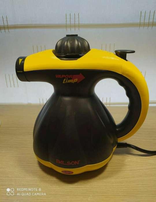 Imagen producto Limpiador de vapor portátil 4