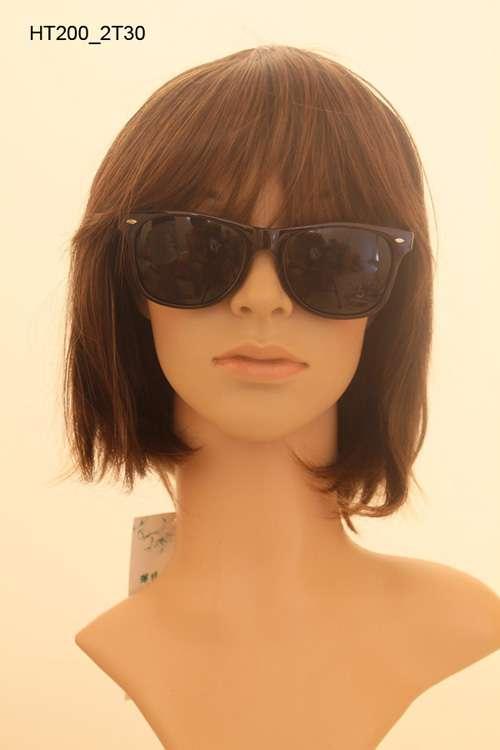 Imagen producto Pelucas japonesas  pelo corto  de kanekalon natural 5