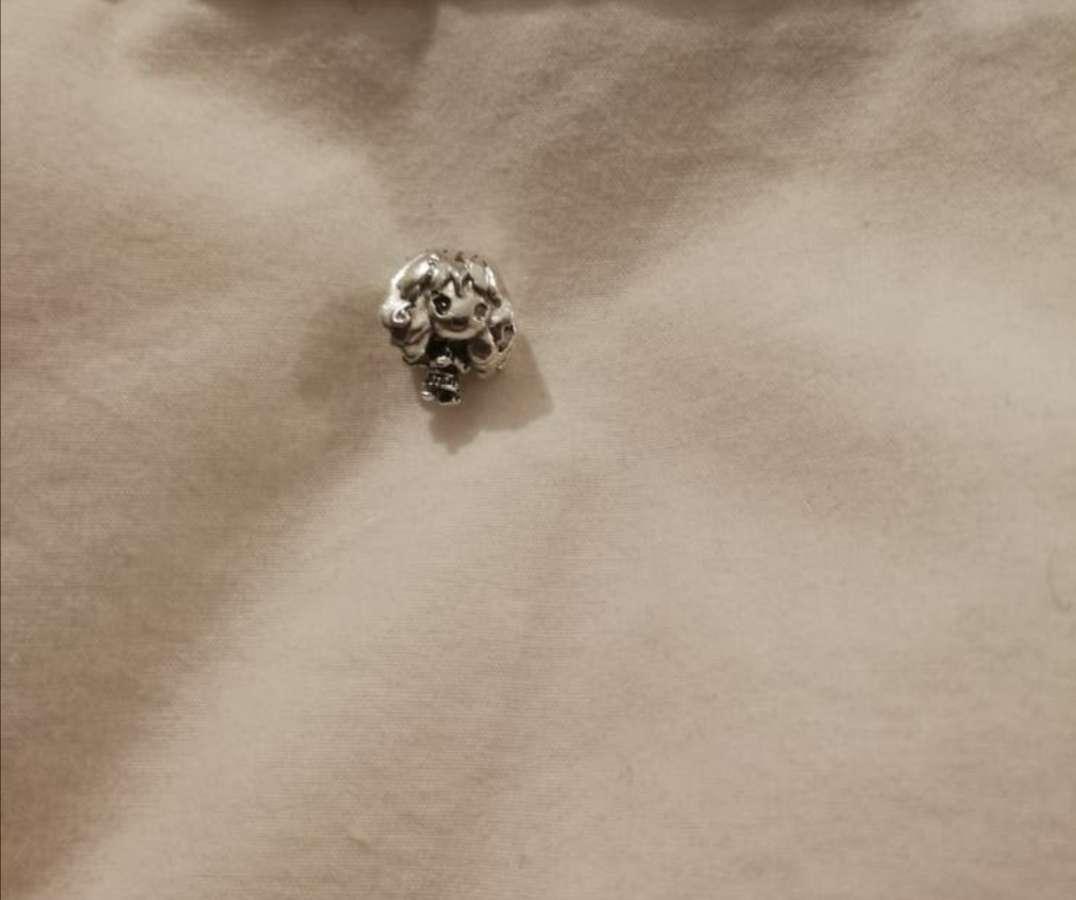 Imagen producto Charms Hermione de Harry Potter bañado en plata para pulsera de Pandora  3
