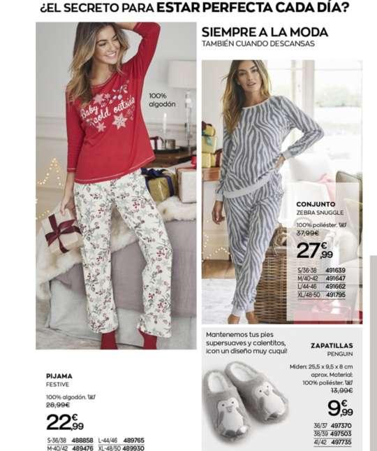 Imagen producto Pijamas hombre y mujer  9