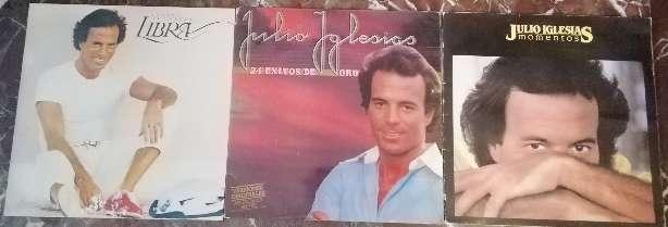 Imagen Discos vinilos Julio Iglesias
