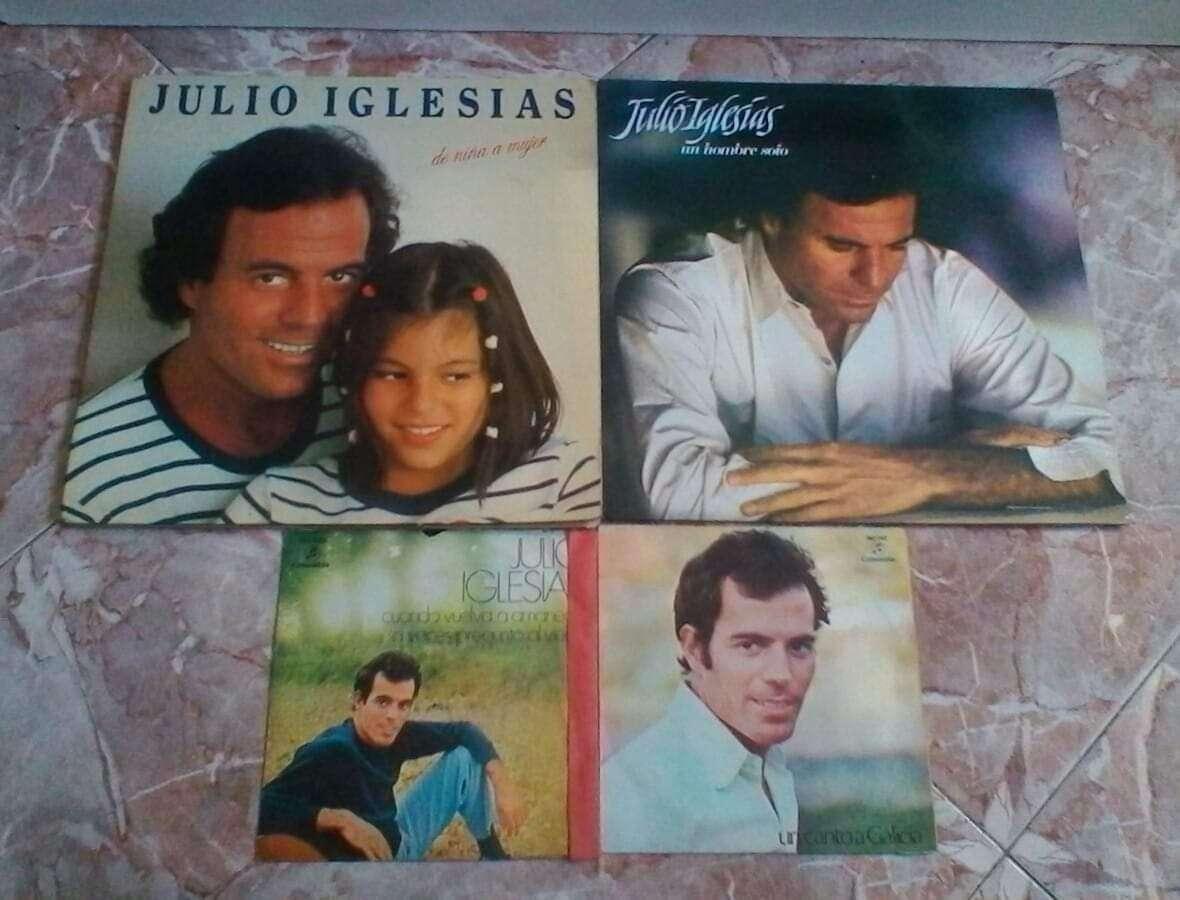Imagen producto Discos vinilos Julio Iglesias  2