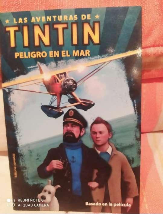 Imagen Tintin: Peligro en el mar
