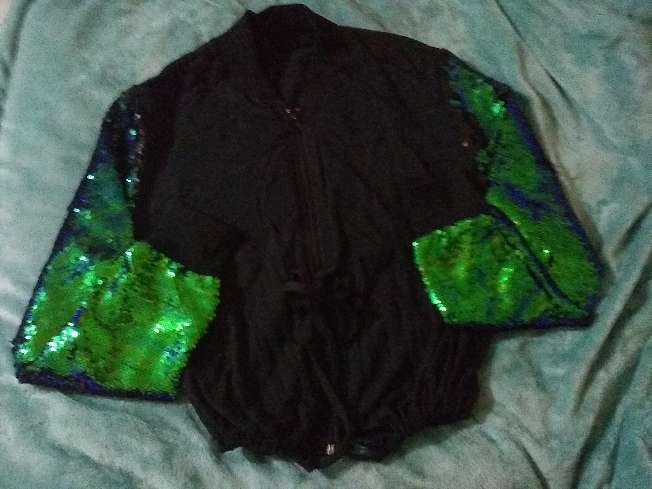 Imagen suéter negro