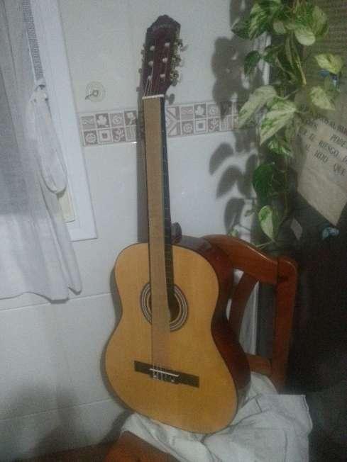 Imagen producto Guitarra de adulto menphis 966nr 2