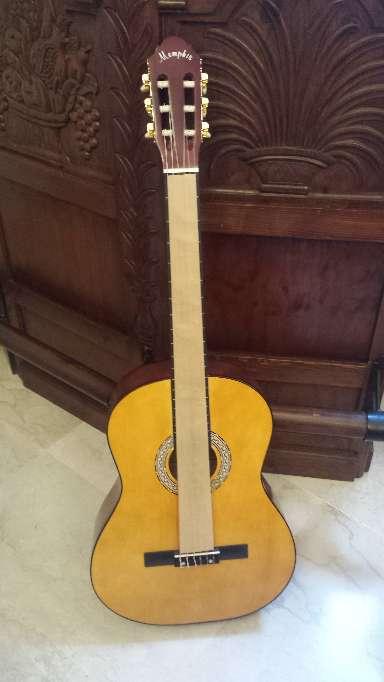 Imagen producto Guitarra de adulto menphis 966nr 6