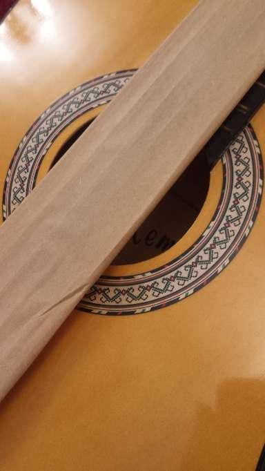 Imagen producto Guitarra de adulto menphis 966nr 7