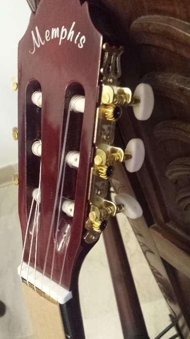 Imagen producto Guitarra de adulto menphis 966nr 8