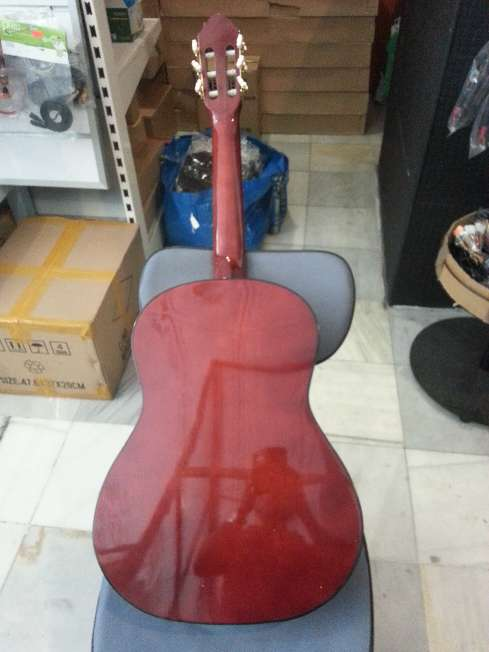 Imagen producto Guitarra menphis natura de adulto 5