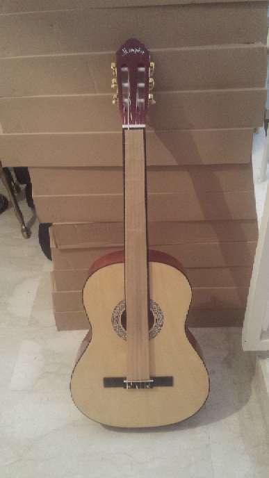 Imagen producto Guitarra menphis natura de adulto 9