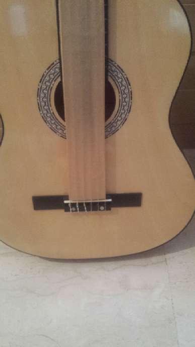 Imagen producto Guitarra menphis natura de adulto 6