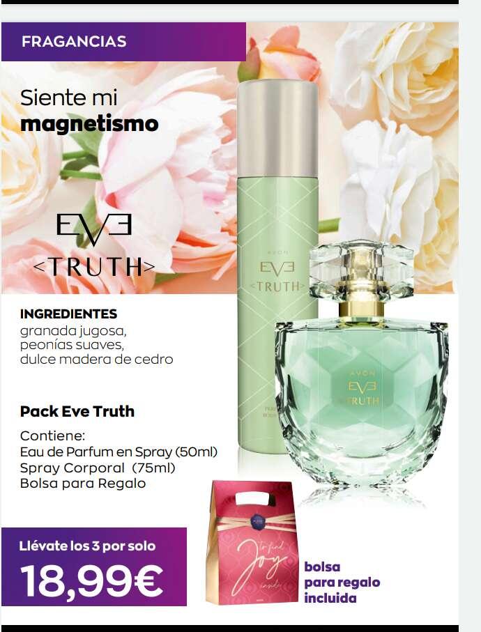Imagen Pack perfumes para el y ella
