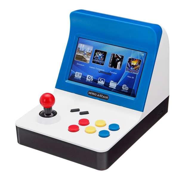 Imagen Consola mini maquina de juegos con mas de 3000 juegos.
