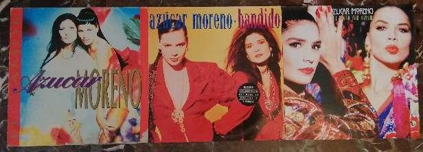 Imagen Discos vinilos Azúcar Moreno