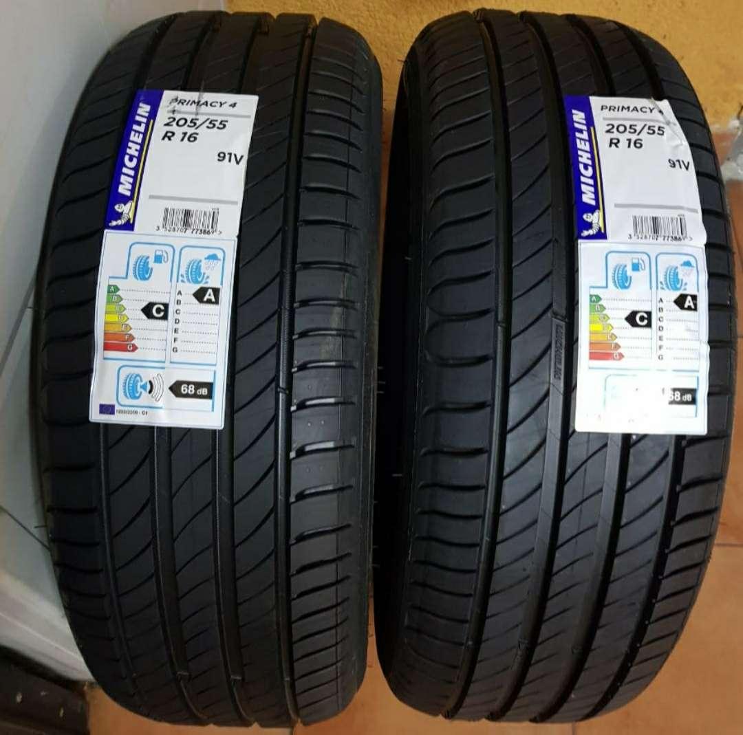 Imagen 205/55/16 91V Michelin primacy 4