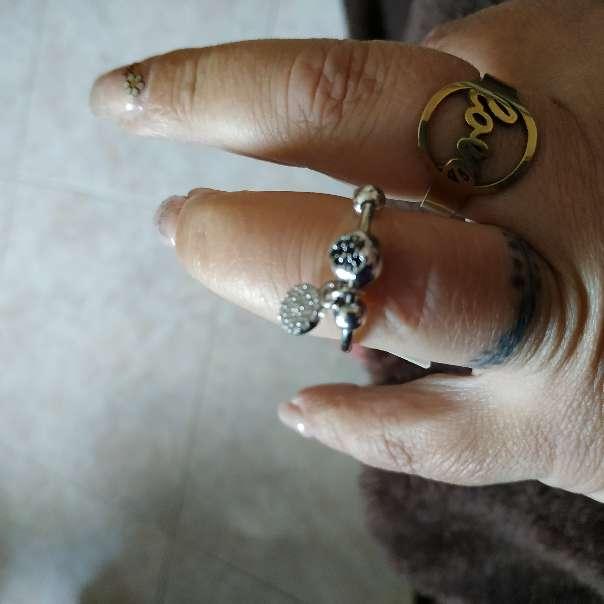 Imagen anillos de plata