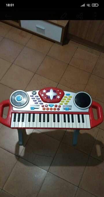 Imagen piano musical