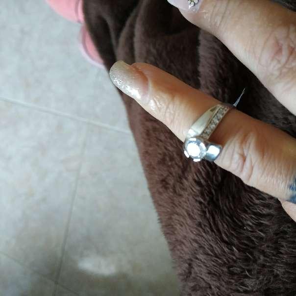 Imagen anillo plata
