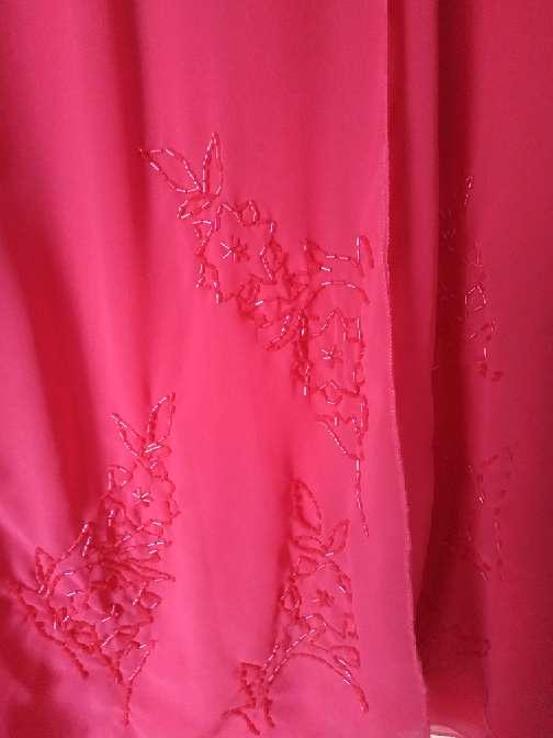 Imagen producto Vestido rosa fucsia  2