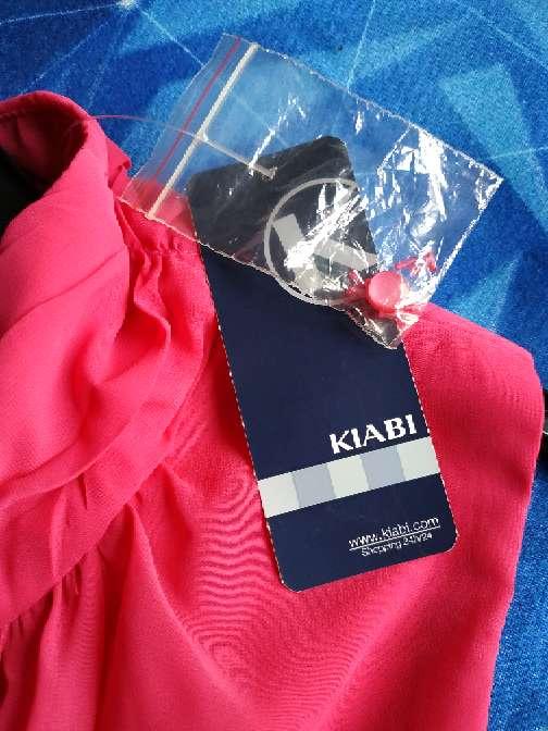 Imagen producto Vestido rosa fucsia  3