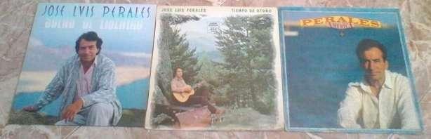 Imagen producto Discos vinilos José Luis Perales  2