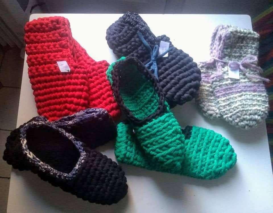 Imagen Zapatillas de Trapillo